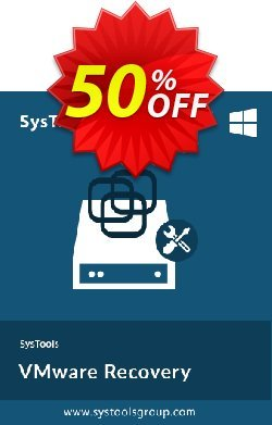 SysTools VMware Recovery Coupon discount SysTools VMware Recovery impressive promo code 2020 -