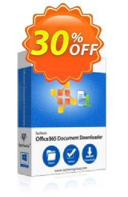 SysTools Office 365 Document Downloader - 50 Users  Coupon discount SysTools coupon 36906 -