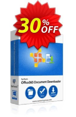 SysTools Office 365 Document Downloader - 200 Users  Coupon, discount SysTools coupon 36906. Promotion: