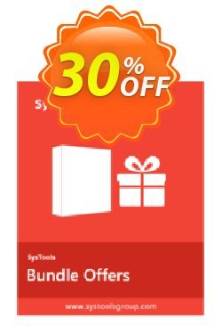 Bundle - Systools EDB to PST Converter + OST Recovery + Outlook Recovery Coupon discount BitsDuJour Daily Deal -