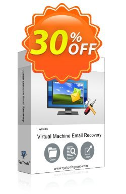 SysTools Virtual Machine Email Recovery - Enterprise  Coupon discount SysTools coupon 36906 -
