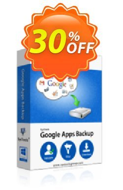 Google Apps Backup - 50 Users License Coupon discount SysTools coupon 36906. Promotion: SysTools promotion codes 36906