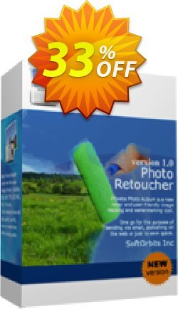 SoftOrbits Photo Retoucher Coupon, discount 30% Discount. Promotion: