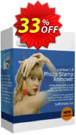 Photo Stamp Remover Coupon, discount SoftOrbits 30% discount. Promotion: