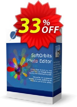 SoftOrbits Photo Editor Coupon, discount 30% Discount. Promotion: