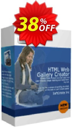 Html Web Gallery Creator Coupon, discount 30% Discount. Promotion: marvelous offer code of Html Web Gallery Creator 2019