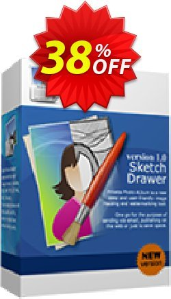 SoftOrbits Sketch Drawer Lite Coupon, discount 30% Discount. Promotion: imposing discount code of Sketch Drawer - Lite License 2020
