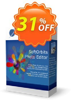 SoftOrbits Photo Editor - Business License Coupon, discount 30% Discount. Promotion: formidable promotions code of Simple Photo Editor - Business License 2021