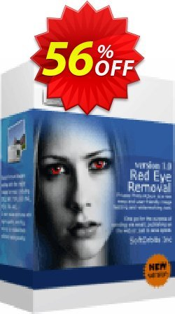 SoftOrbits Red Eye Remover Coupon, discount 30% Discount. Promotion: