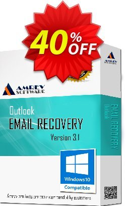 Amrev Outlook Email Recovery Coupon, discount Amrev discount page (39119). Promotion: Amrev discount collection (39119)