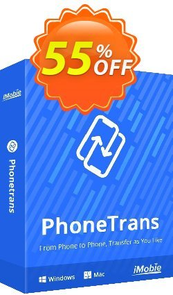 PhoneTrans Pro Coupon, discount Coupon Imobie promotion 2 (39968). Promotion: 30OFF Coupon Imobie