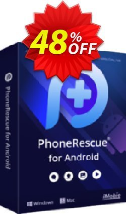 PhoneRescue for Android - 1 Year License  Coupon discount PhoneRescue for Android - 1 Year License Exclusive promotions code 2021 - Exclusive promotions code of PhoneRescue for Android - 1 Year License 2021