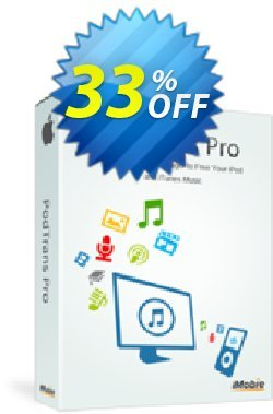 PodTrans Pro for Mac Coupon, discount Coupon Imobie promotion 2 (39968). Promotion: 30OFF Coupon Imobie