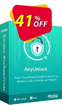 AnyUnlock iPhone Password Unlocker Lifetime Plan Coupon, discount AnyUnlock - iPhone Password Unlocker (Windows) Lifetime Plan Special discounts code 2021. Promotion: Special discounts code of AnyUnlock - iPhone Password Unlocker (Windows) Lifetime Plan 2021