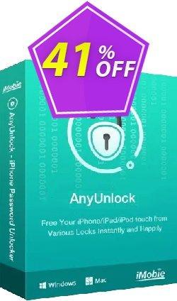 AnyUnlock iPhone Password Unlocker for Mac Lifetime Plan Coupon, discount AnyUnlock - iPhone Password Unlocker (Mac) Lifetime Plan Formidable discount code 2021. Promotion: Formidable discount code of AnyUnlock - iPhone Password Unlocker (Mac) Lifetime Plan 2021
