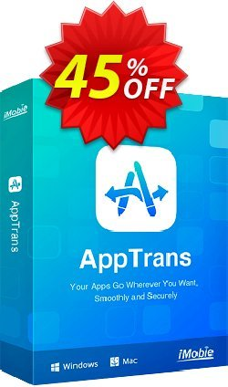 AppTrans for Mac Lifetime Coupon discount 70% OFF AppTrans for Windows Lifetime, verified - Super discount code of AppTrans for Windows Lifetime, tested & approved