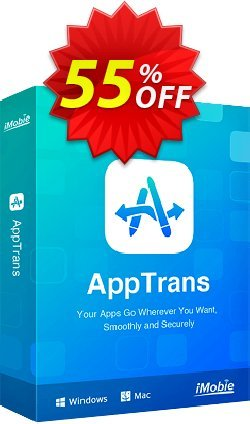 AppTrans for Windows Lifetime Coupon discount 45% OFF AppTrans for Windows Lifetime, verified - Super discount code of AppTrans for Windows Lifetime, tested & approved