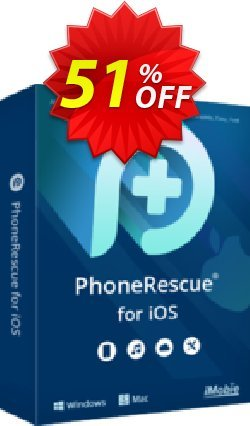 PhoneRescue for iOS Coupon discount PhoneRescue for iOS awful promotions code 2020. Promotion: awful promotions code of PhoneRescue for iOS 2020