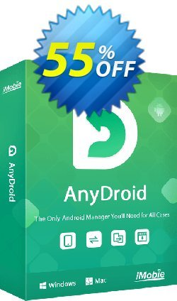 AnyTrans for Android Lifetime Coupon discount 30% OFF AnyTrans for Android Lifetime, verified - Super discount code of AnyTrans for Android Lifetime, tested & approved