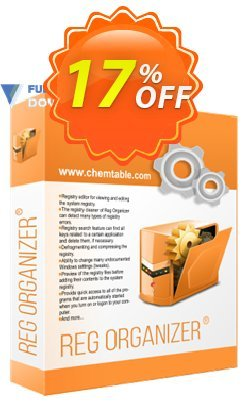 Reg Organizer Coupon discount 30% OFF Reg Organizer -