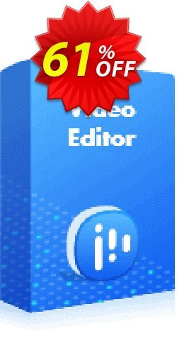 EaseUS Video Editor Coupon discount 60% OFF EaseUS Video Editor, verified - Wonderful promotions code of EaseUS Video Editor, tested & approved