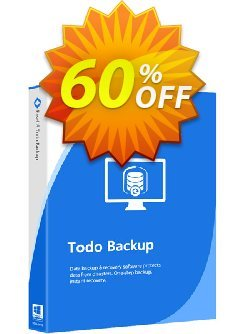 EaseUS Todo Backup Advanced Server - 2 year  Coupon discount 40% OFF EaseUS Todo Backup Advanced Server (2 year), verified. Promotion: Wonderful promotions code of EaseUS Todo Backup Advanced Server (2 year), tested & approved