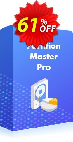 EaseUS Partition Master Pro Lifetime Coupon, discount 50% OFF EaseUS Partition Master Pro Lifetime Jan 2021. Promotion: Wonderful promotions code of EaseUS Partition Master Pro Lifetime, tested in January 2021