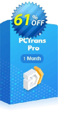 EaseUS Todo PCTrans Pro - 1-month  Coupon, discount PC TRANSFER 30% OFF. Promotion: EaseUS Todo PCTrans Pro offer