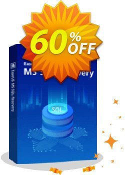 EaseUS MS SQL Recovery - 1 year  Coupon discount 40% OFF EaseUS MS SQL Recovery (1 year), verified - Wonderful promotions code of EaseUS MS SQL Recovery (1 year), tested & approved