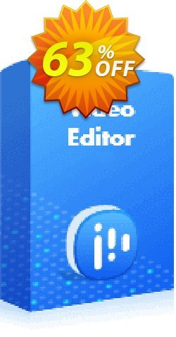 EaseUS Video Editor - 1-Month  Coupon discount 50% OFF EaseUS Video Editor (Monthly) Feb 2021 - Wonderful promotions code of EaseUS Video Editor (Monthly), tested in February 2021