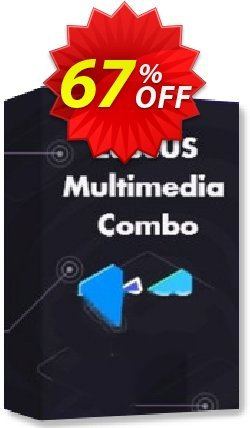 EaseUS Multimedia Combo Lifetime: MobiMover + RecExperts + Video Editor Coupon, discount 67% OFF EaseUS Multimedia Combo Lifetime: MobiMover + RecExperts + Video Editor, verified. Promotion: Wonderful promotions code of EaseUS Multimedia Combo Lifetime: MobiMover + RecExperts + Video Editor, tested & approved