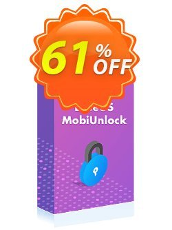 EaseUS MobiUnlock Coupon discount 60% OFF EaseUS MobiUnlock, verified - Wonderful promotions code of EaseUS MobiUnlock, tested & approved