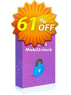EaseUS MobiUnlock Lifetime License Coupon, discount 60% OFF EaseUS MobiUnlock Lifetime License, verified. Promotion: Wonderful promotions code of EaseUS MobiUnlock Lifetime License, tested & approved