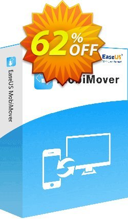 EaseUS MobiMover Pro Coupon discount 60% OFF EaseUS MobiMover Pro, verified. Promotion: Wonderful promotions code of EaseUS MobiMover Pro, tested & approved