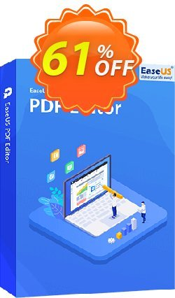 EaseUS PDF Editor Lifetime Coupon discount 50% OFF EaseUS PDF Editor Lifetime, verified. Promotion: Wonderful promotions code of EaseUS PDF Editor Lifetime, tested & approved