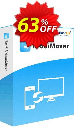 EaseUS MobiMover Pro for Mac Coupon, discount 71% OFF EaseUS MobiMover for Mac Pro, verified. Promotion: Wonderful promotions code of EaseUS MobiMover for Mac Pro, tested & approved