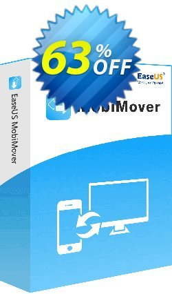 EaseUS MobiMover Pro for Mac - 1 month  Coupon discount 50% OFF EaseUS MobiMover Pro for Mac (1 month), verified. Promotion: Wonderful promotions code of EaseUS MobiMover Pro for Mac (1 month), tested & approved