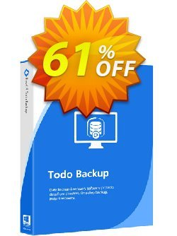 EaseUS Todo Backup Workstation - 1 year  Coupon discount EaseUS Todo Backup Workstation special coupon code 46691. Promotion: EaseUS promotion discount