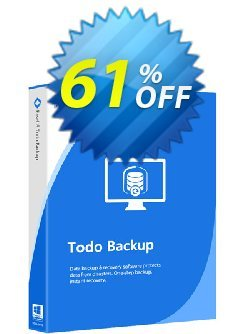 EaseUS Todo Backup Workstation - 2 year  Coupon discount 40% OFF EaseUS Todo Backup Workstation (2 year), verified - Wonderful promotions code of EaseUS Todo Backup Workstation (2 year), tested & approved