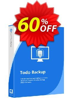 EaseUS Todo Backup Server - 2 years  Coupon discount 40% OFF EaseUS Todo Backup Server (2 years), verified - Wonderful promotions code of EaseUS Todo Backup Server (2 years), tested & approved