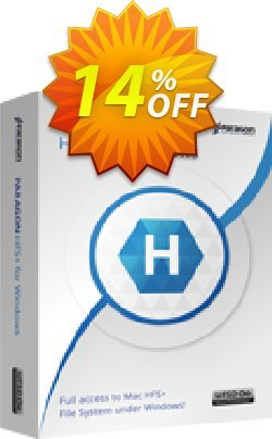 Paragon HFS+ for Windows Coupon discount 10% OFF PARAGON HFS+ for Windows, verified. Promotion: Impressive promotions code of PARAGON HFS+ for Windows, tested & approved