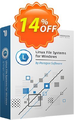 Paragon Linux File Systems for Windows Coupon, discount 10% OFF PARAGON Linux File Systems for Windows, verified. Promotion: Impressive promotions code of PARAGON Linux File Systems for Windows, tested & approved