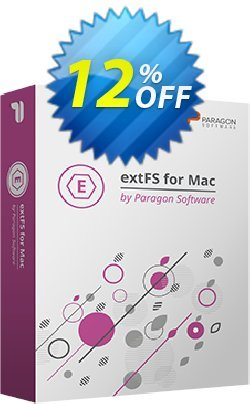 Paragon extFS for Mac Coupon discount 10% OFF Paragon extFS for Mac, verified. Promotion: Impressive promotions code of Paragon extFS for Mac, tested & approved