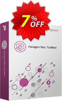 Paragon Mac ToolBox Coupon discount 5% OFF PARAGON Mac ToolBox, verified. Promotion: Impressive promotions code of PARAGON Mac ToolBox, tested & approved