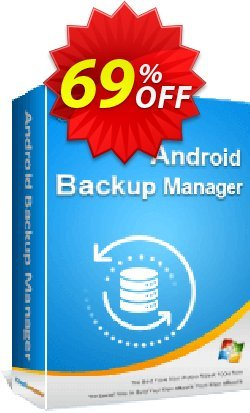 Coolmuster Android Backup Manager - 1 Year License Coupon, discount 67% OFF Coolmuster Android Backup Manager - 1 Year License, verified. Promotion: Special discounts code of Coolmuster Android Backup Manager - 1 Year License, tested & approved