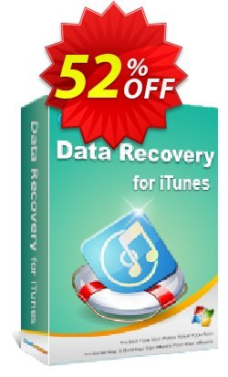 Coolmuster Data Recovery for iTunes Coupon, discount affiliate discount. Promotion: