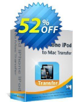 Coolmuster iPad iPhone iPod to Mac Transfer Coupon, discount affiliate discount. Promotion: