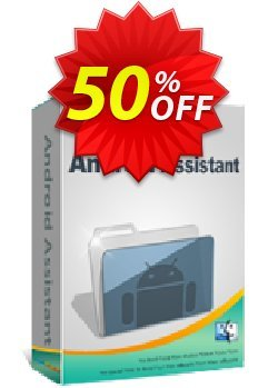 Coolmuster Android Assistant for Mac - 1 Year License(26-30PCs) Coupon, discount affiliate discount. Promotion: