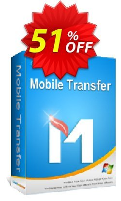 Coolmuster Mobile Transfer - Lifetime License - 6-10PCs  Coupon, discount affiliate discount. Promotion: