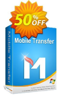 Coolmuster Mobile Transfer - Lifetime License - 16-20PCs  Coupon, discount affiliate discount. Promotion: